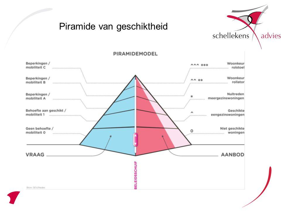 Piramide van geschiktheid