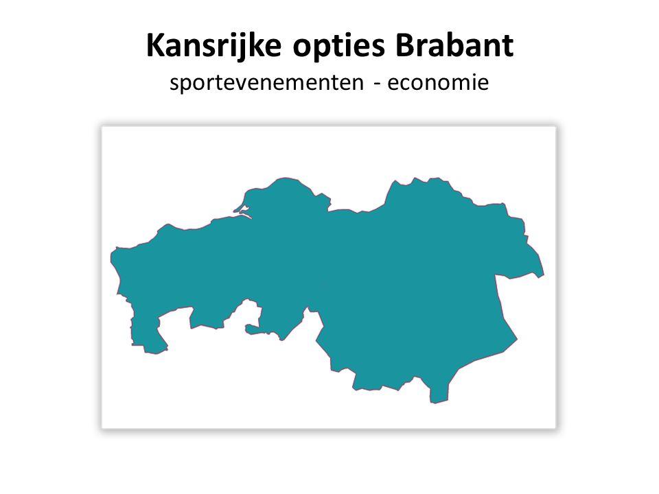 Kansrijke opties Brabant sportevenementen - economie