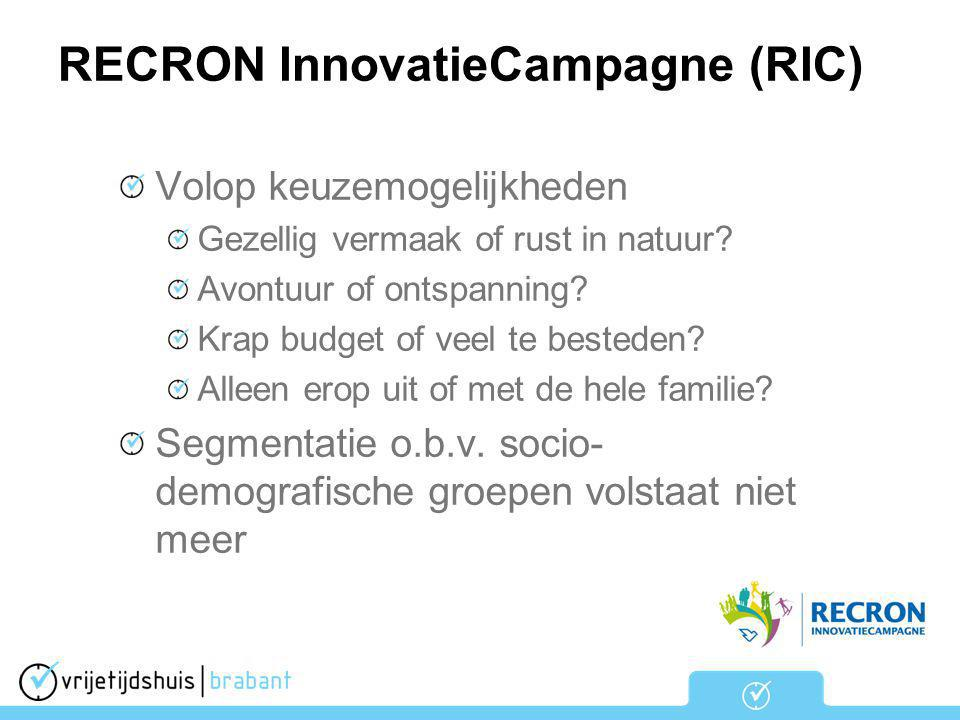 RECRON InnovatieCampagne (RIC)