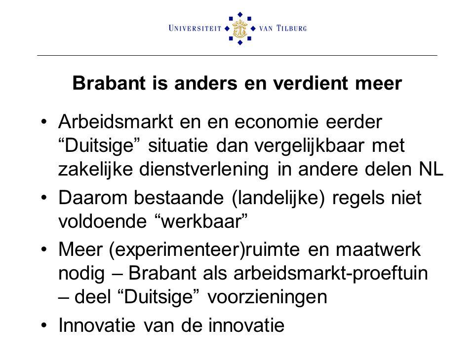 Brabant is anders en verdient meer