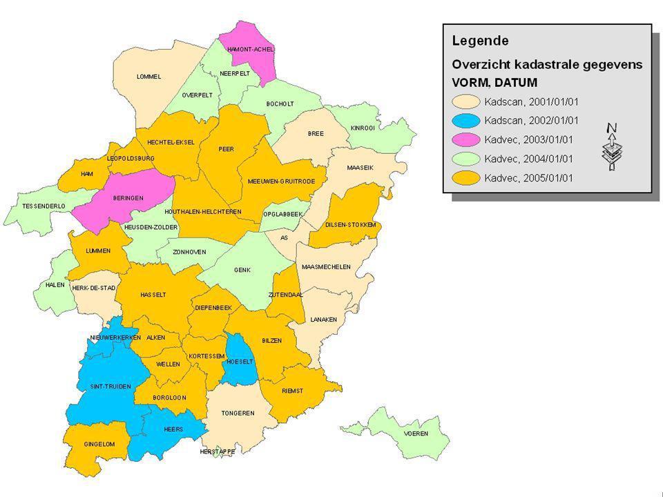 Overzicht 2006-06-15 GIS juni 2006