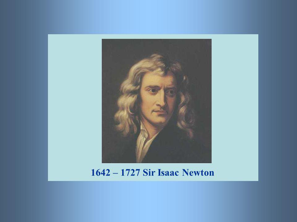 De wetten van Newton Theorie 1642 – 1727 Sir Isaac Newton