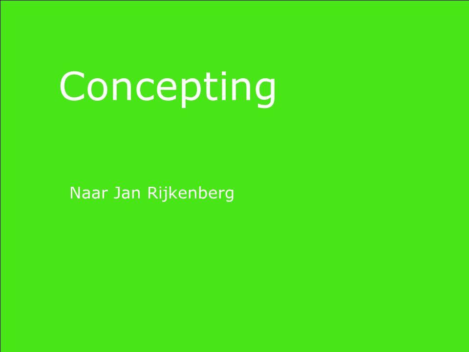 Concepting Naar Jan Rijkenberg