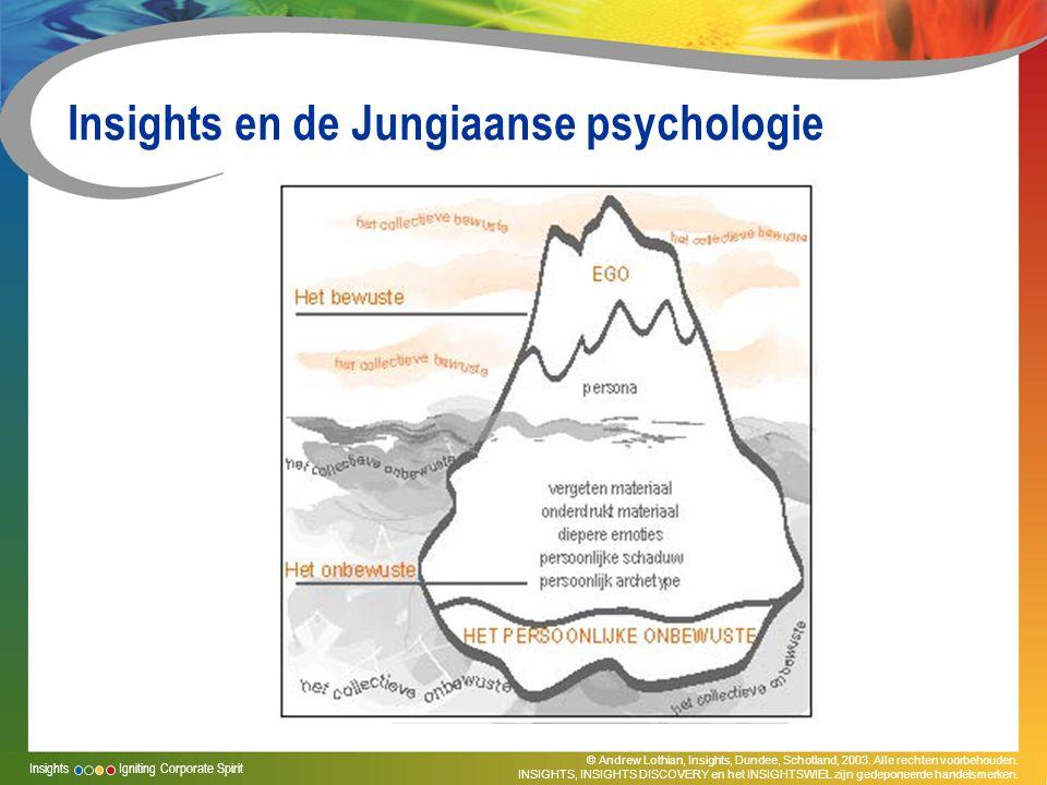 Insights en de Jungiaanse psychologie