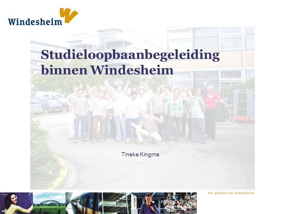 Studieloopbaanbegeleiding binnen Windesheim