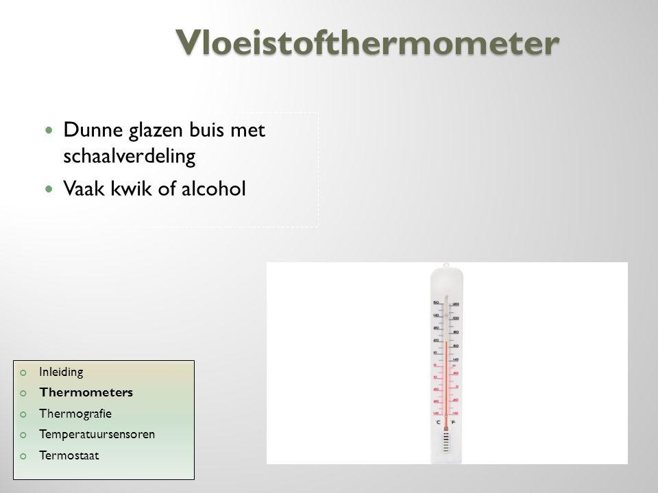 Vloeistofthermometer