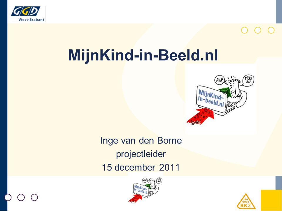 Inge van den Borne projectleider 15 december 2011