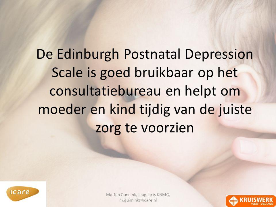 Marian Gunnink, jeugdarts KNMG, m.gunnink@icare.nl
