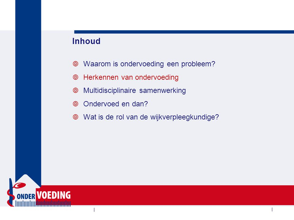 Casus: mevrouw Pieterse