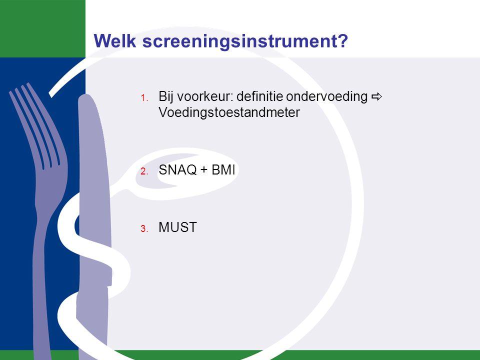 Voedingstoestandmeter