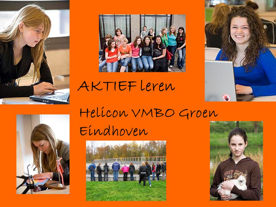 Helicon VMBO Groen Eindhoven