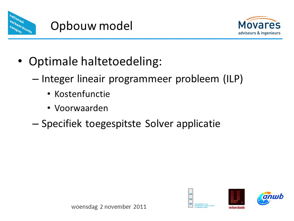 Optimale haltetoedeling: