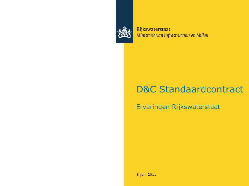 D&C Standaardcontract