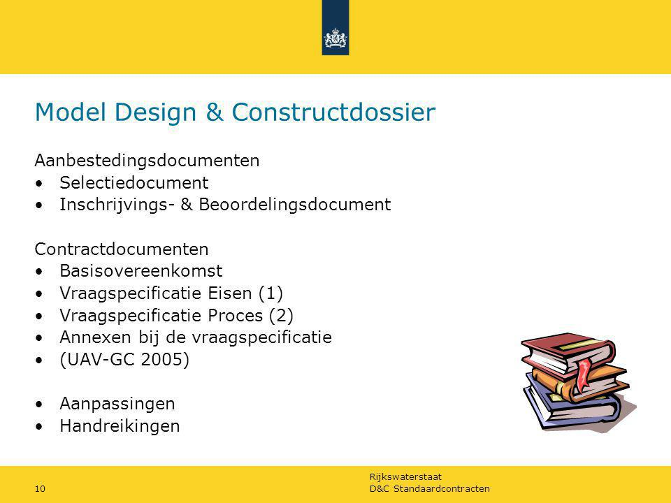 Model Design & Constructdossier