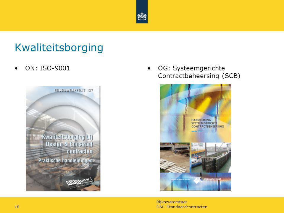 Kwaliteitsborging ON: ISO-9001