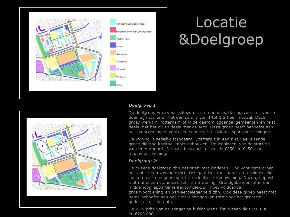 Locatie &Doelgroep Doelgroep 1