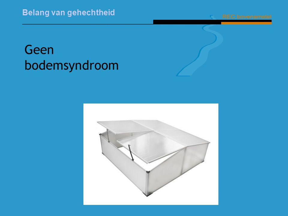 Geen bodemsyndroom