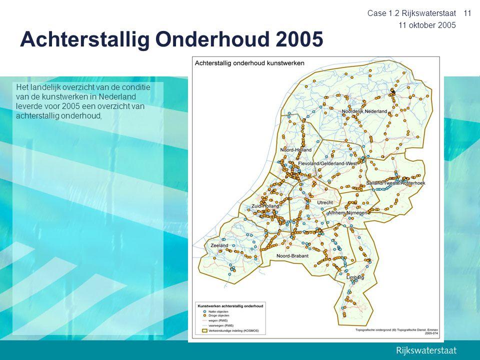 Achterstallig Onderhoud 2005