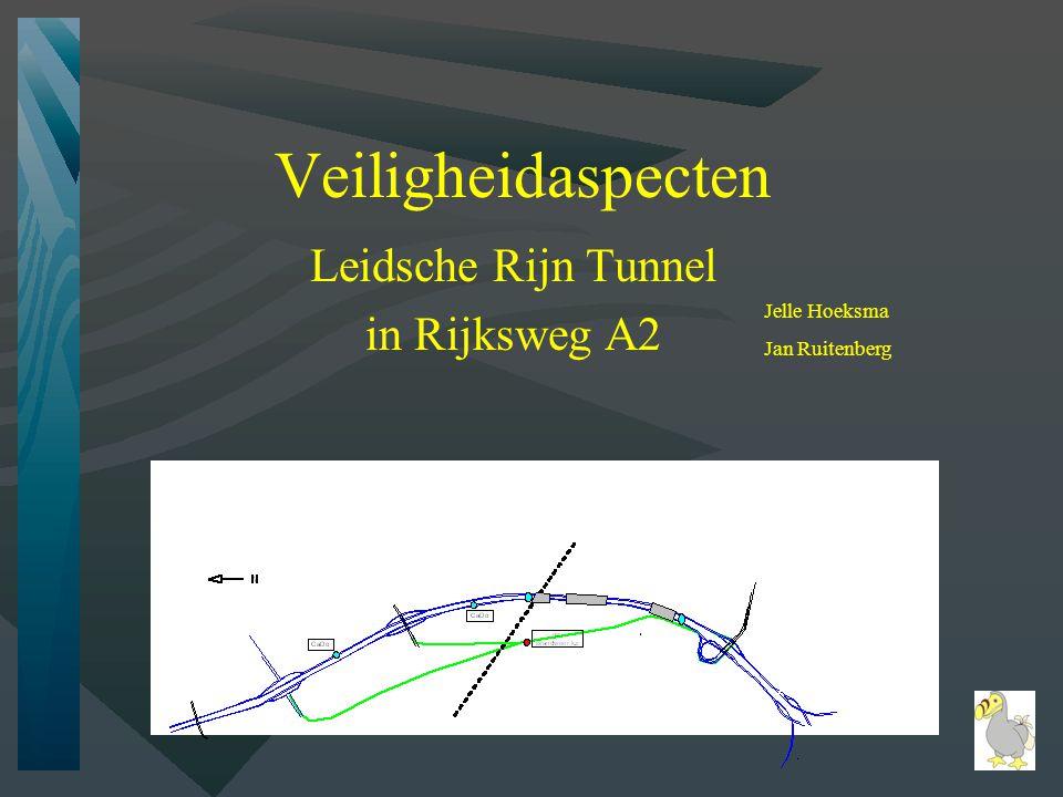 Leidsche Rijn Tunnel in Rijksweg A2