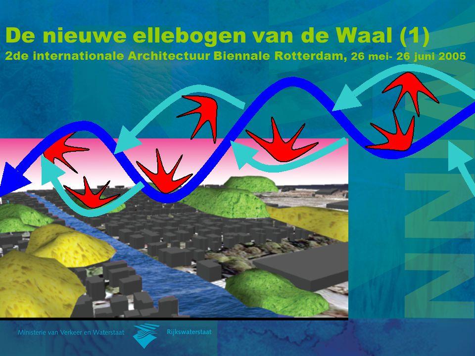 De nieuwe ellebogen van de Waal (1) 2de internationale Architectuur Biennale Rotterdam, 26 mei- 26 juni 2005