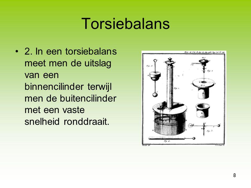 Torsiebalans 2.