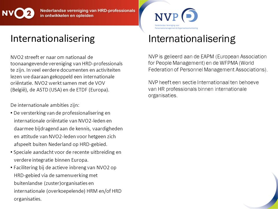 Internationalisering Internationalisering