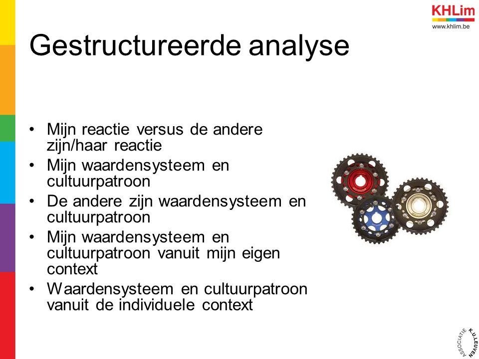 Gestructureerde analyse
