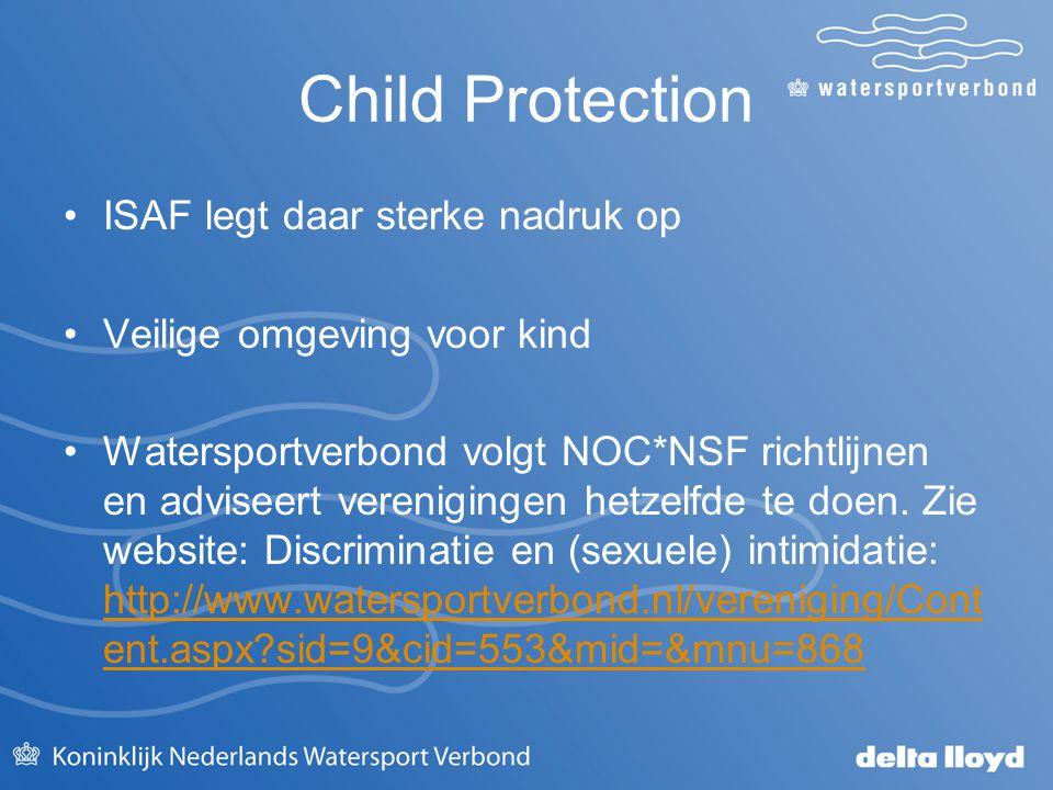 Child Protection ISAF legt daar sterke nadruk op