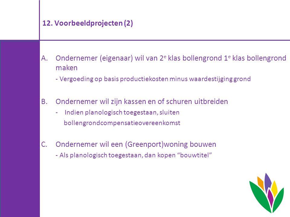 12. Voorbeeldprojecten (2)