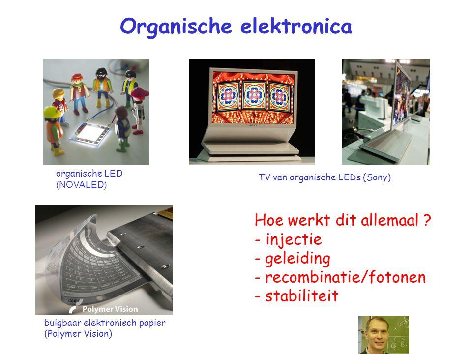Organische elektronica