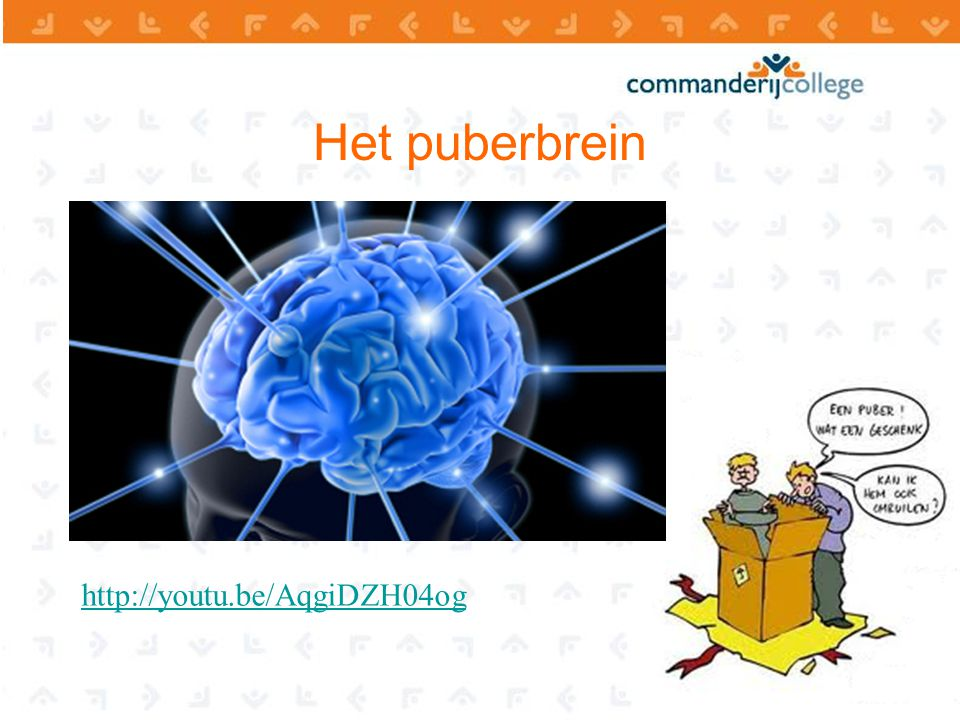 Het puberbrein http://youtu.be/AqgiDZH04og
