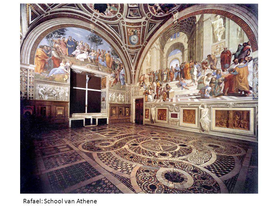 Rafael: School van Athene