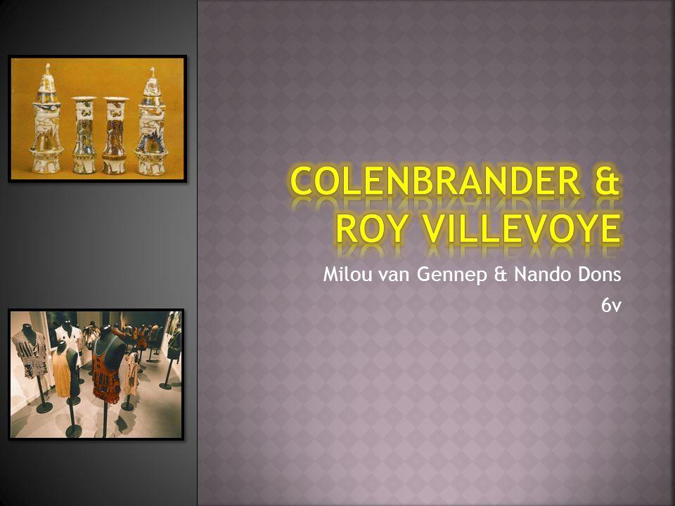 Colenbrander & Roy villevoye