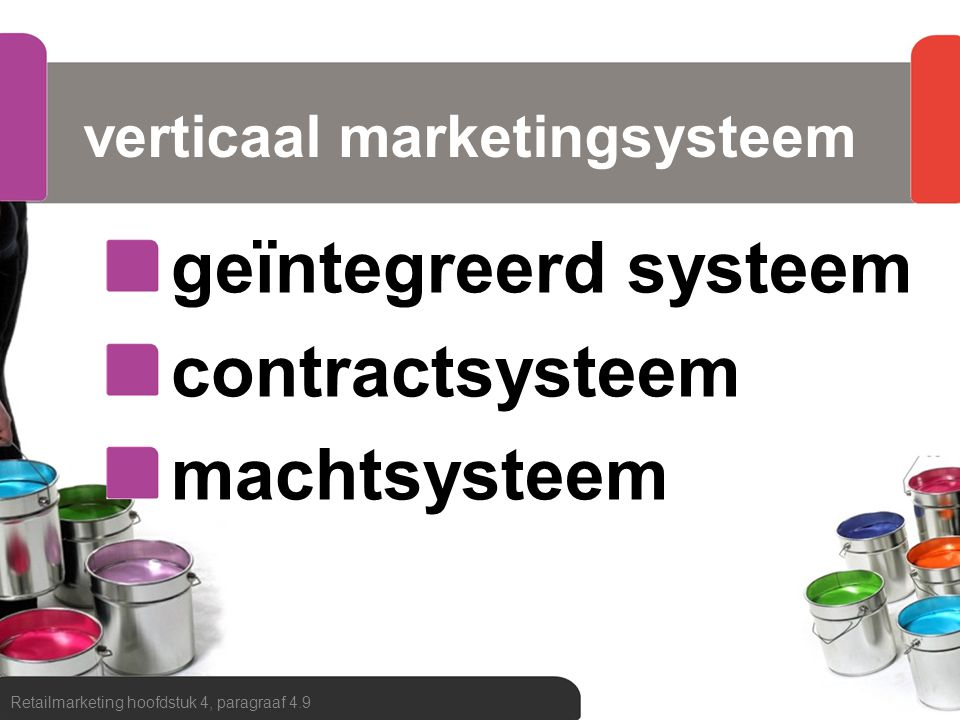 verticaal marketingsysteem