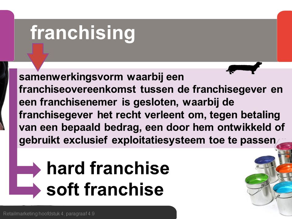 franchising hard franchise soft franchise