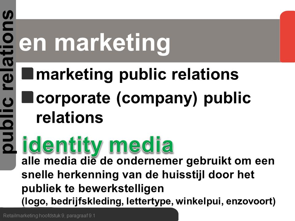 en marketing identity media public relations