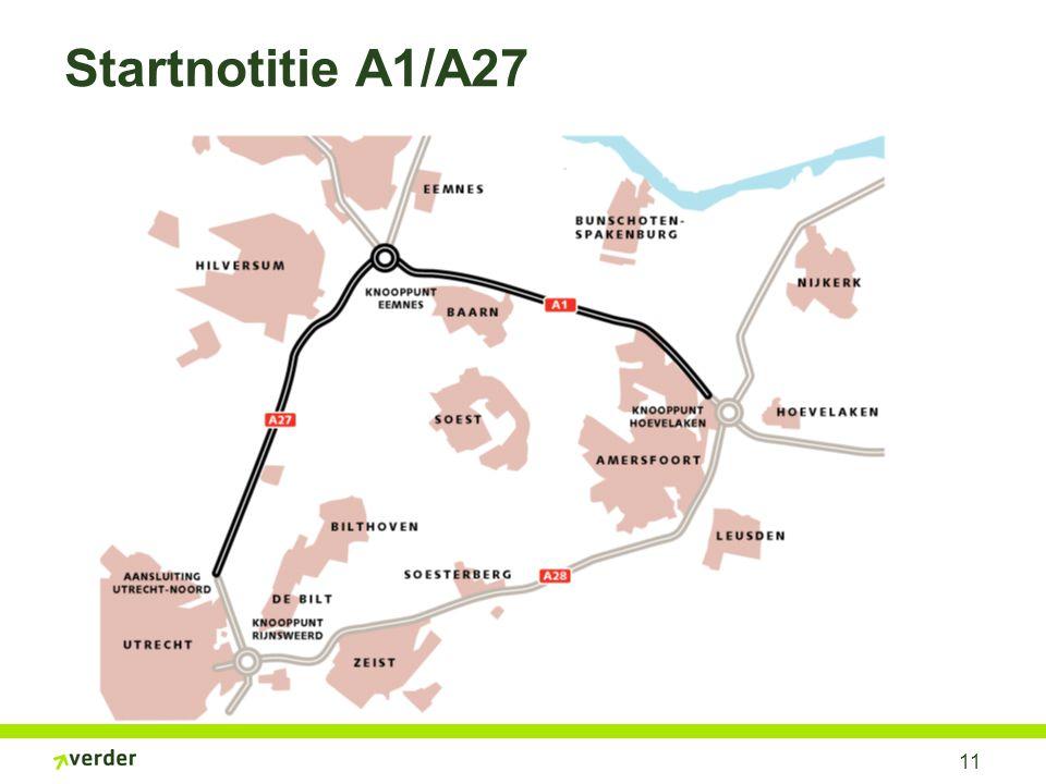 Startnotitie A28
