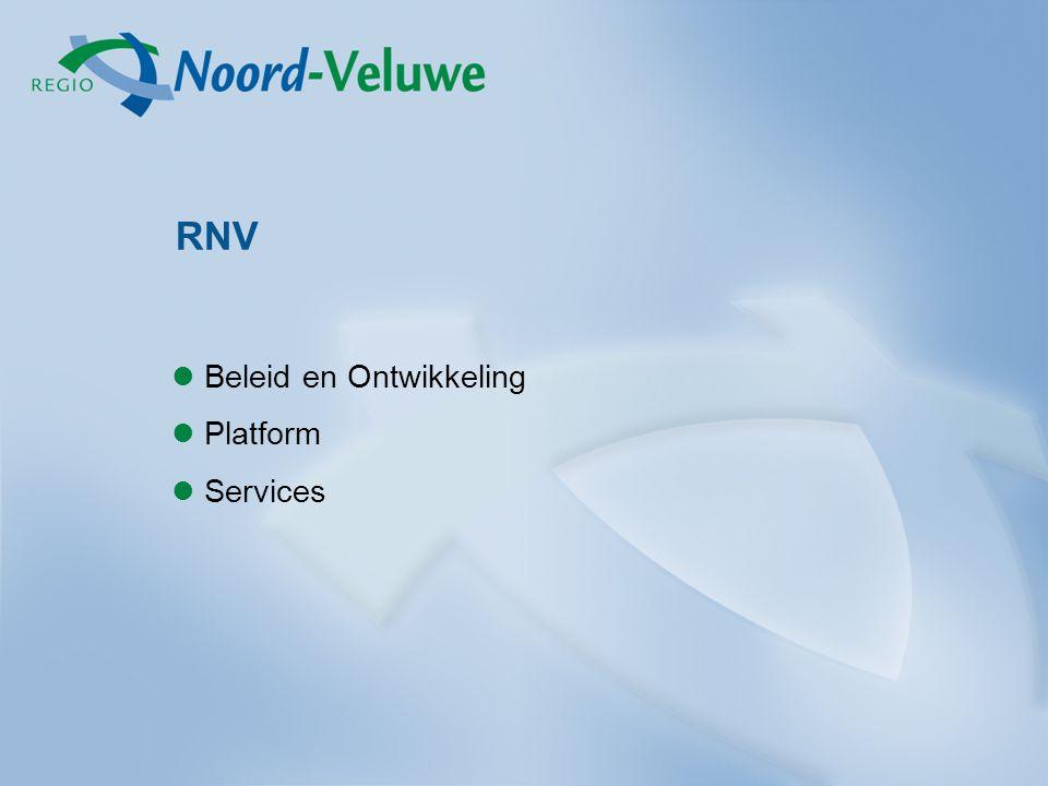 RNV Beleid en Ontwikkeling Platform Services