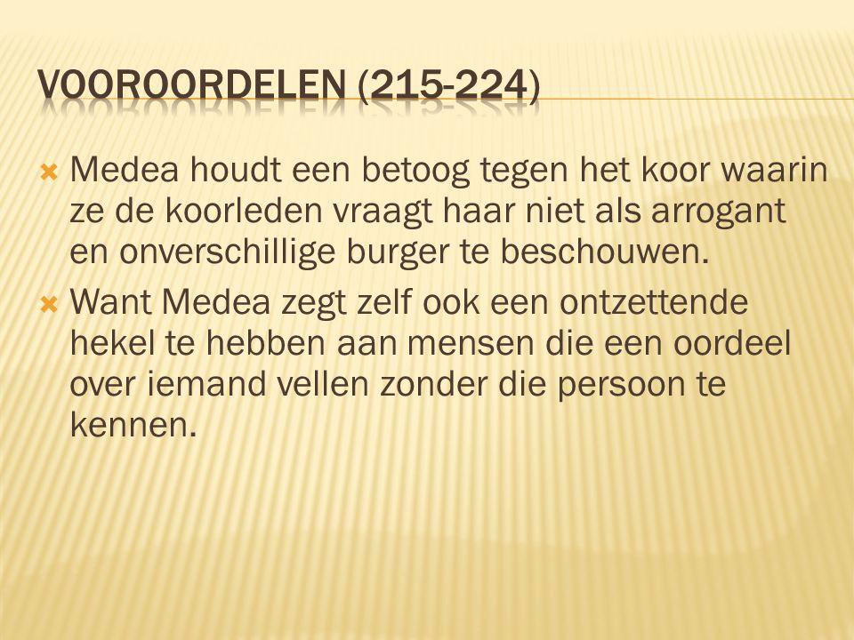 Vooroordelen (215-224)