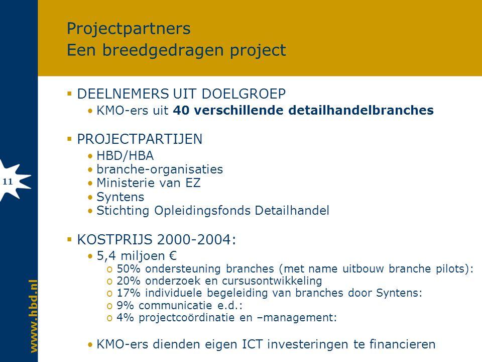 Project bouwstenen voor KMO-ondernemers (1/2)