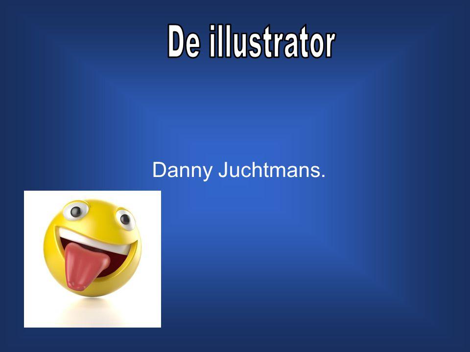 De illustrator Danny Juchtmans.