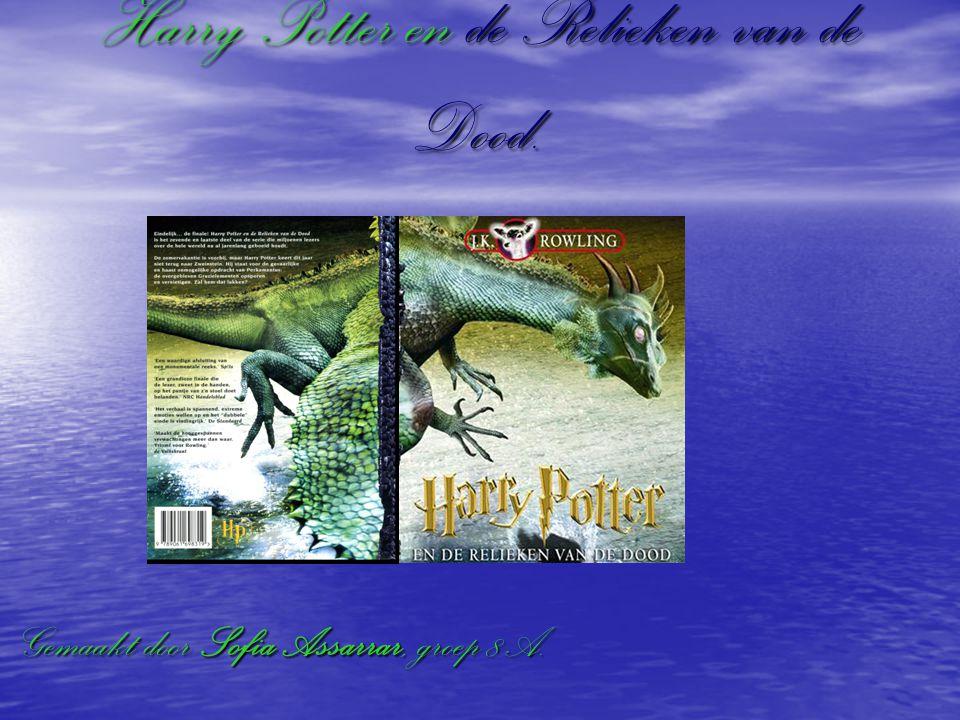 Harry Potter en de Relieken van de Dood.