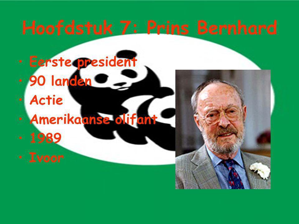 Hoofdstuk 7: Prins Bernhard