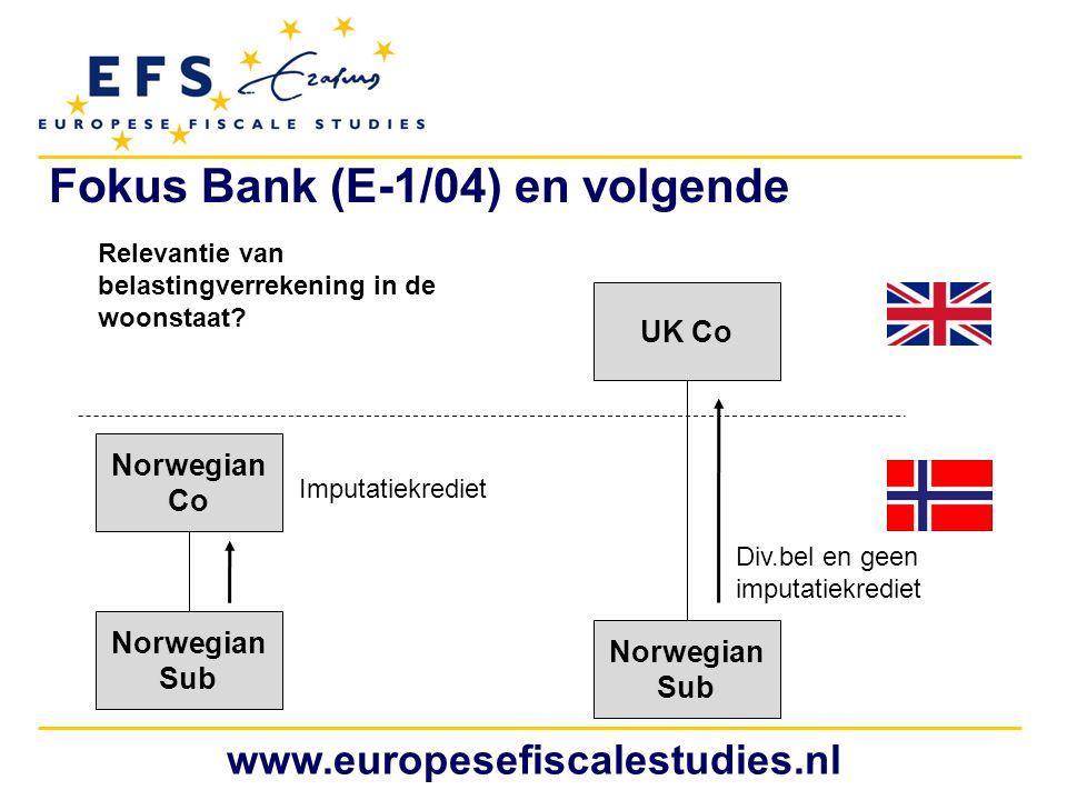 Fokus Bank (E-1/04) en volgende