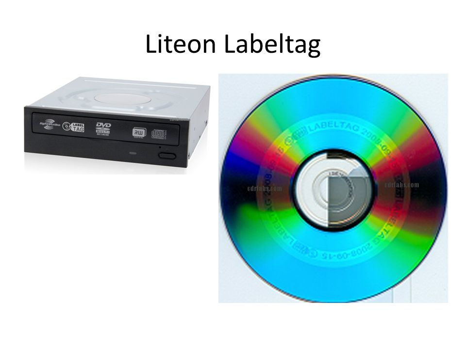 Liteon Labeltag