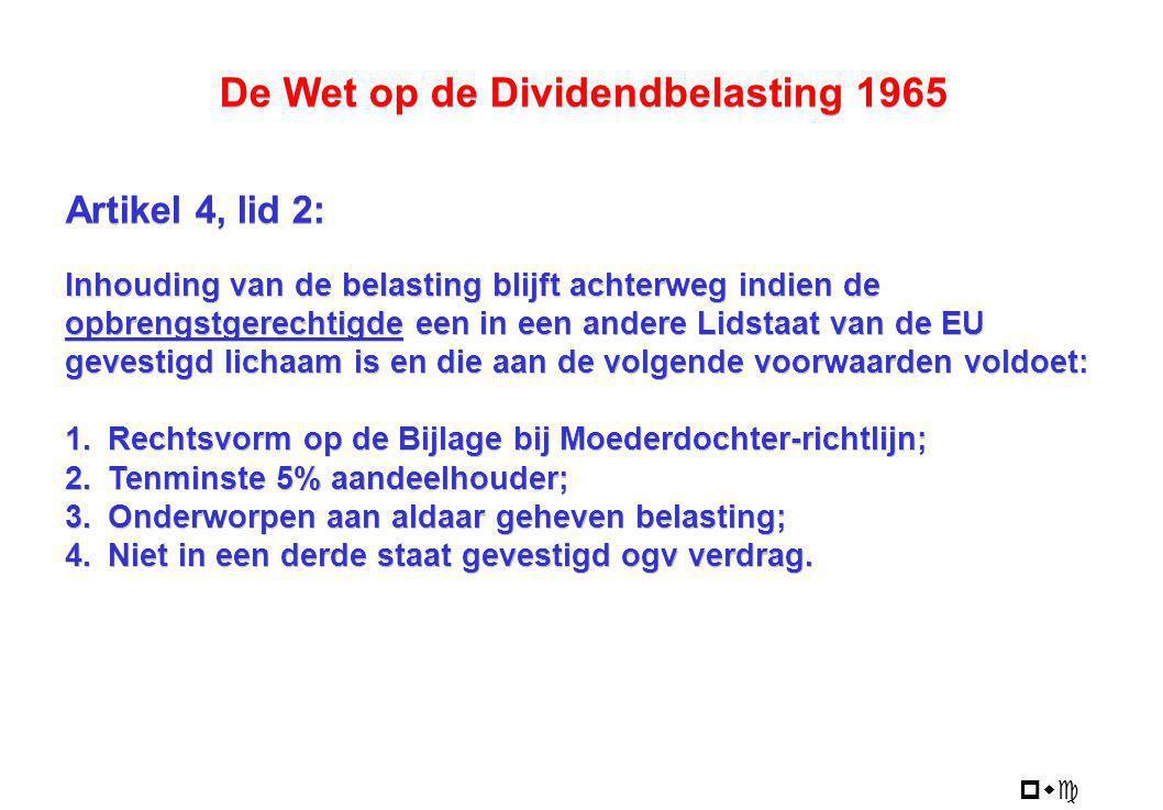 Nota van Wijziging, Tweede Kamer, vergaderjaar 2007 – 2008, 31 065, nr
