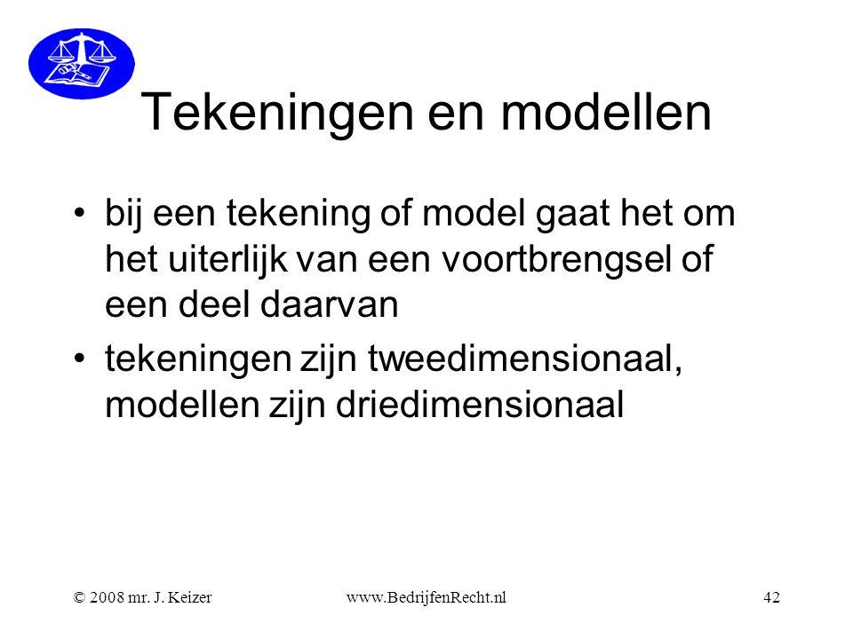Tekeningen en modellen