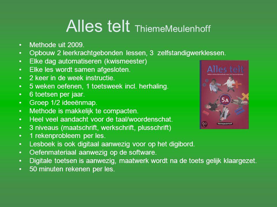 Alles telt ThiemeMeulenhoff