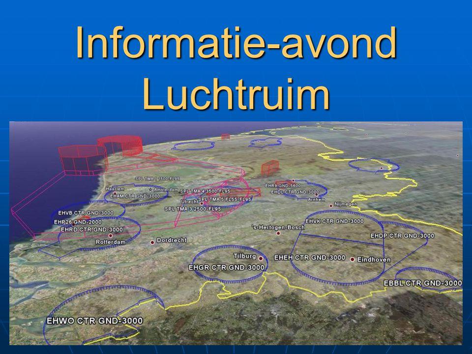Informatie-avond Luchtruim