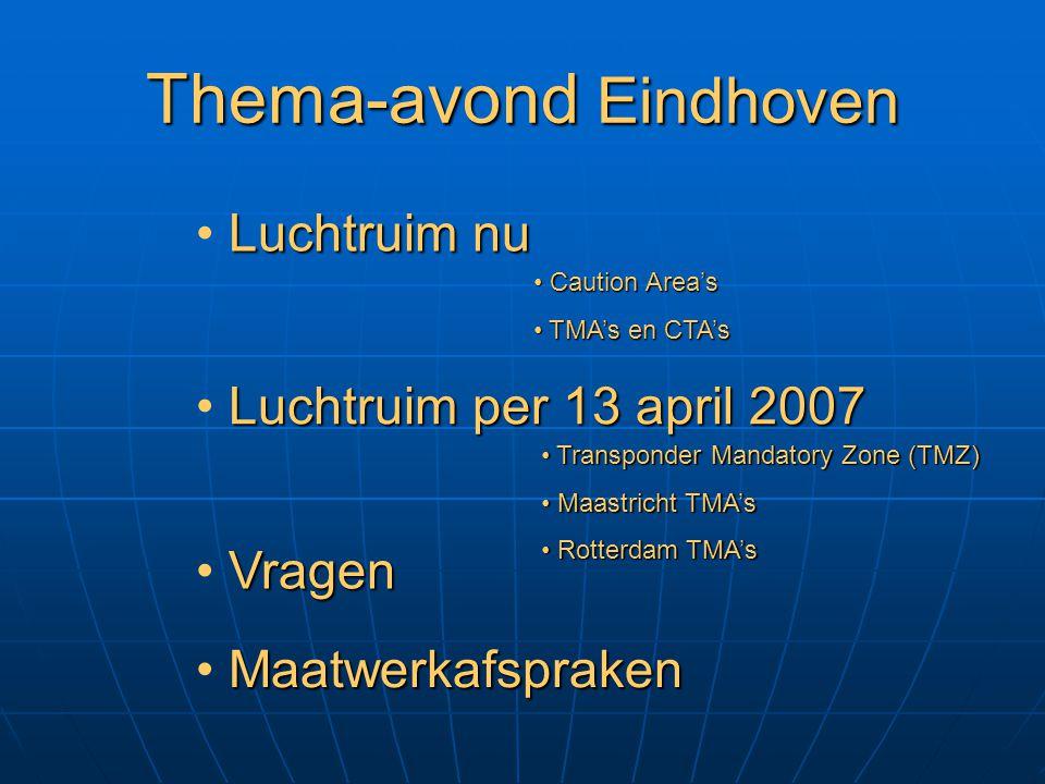 Thema-avond Eindhoven
